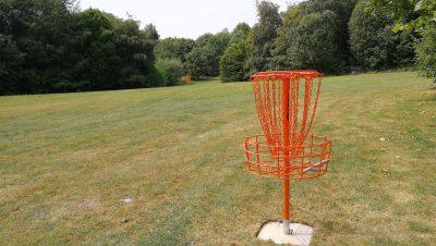 Telford Town Park Disc Golf Course